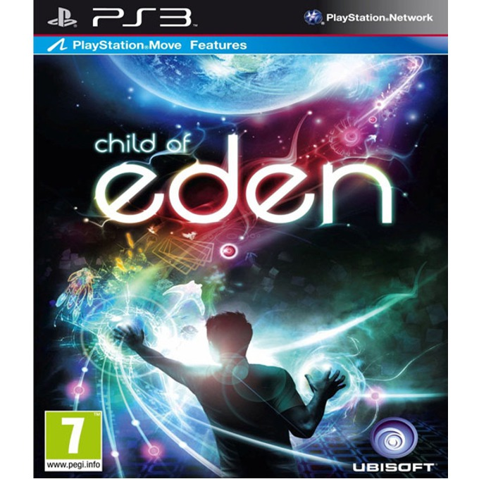 Игра за конзола Child of Eden - Move, за PlayStation 3 image
