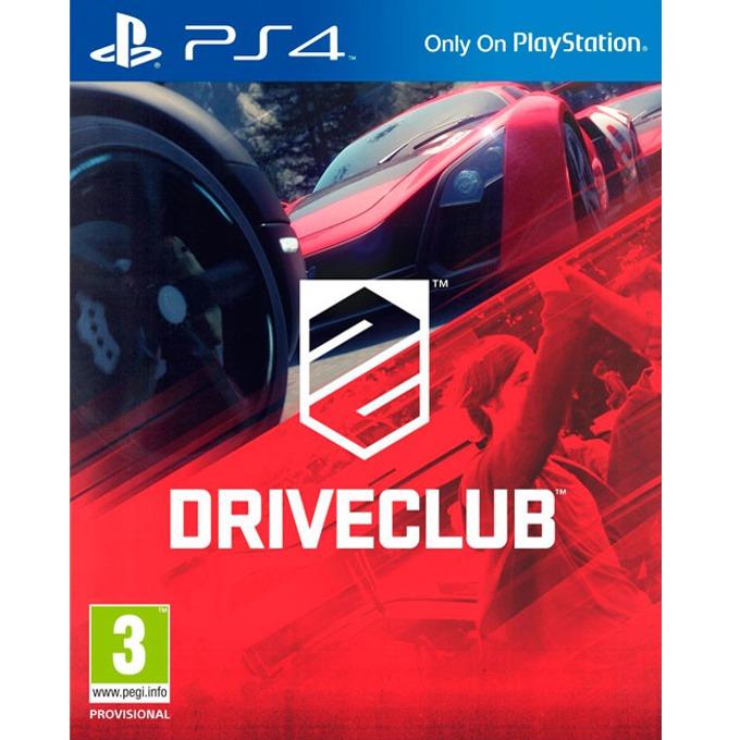 Игра за конзола Driveclub, за PlayStation 4 image