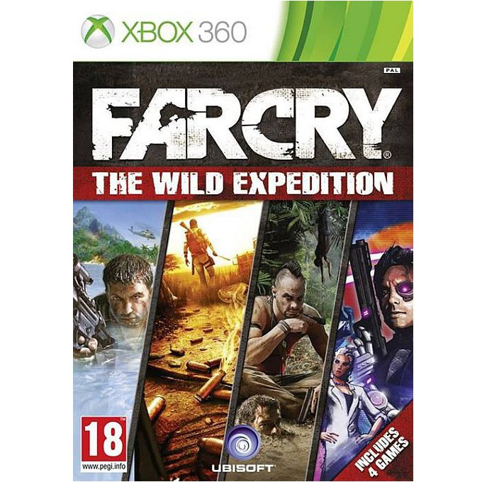 Far Cry: The Wild Expedition, за XBOX360 image