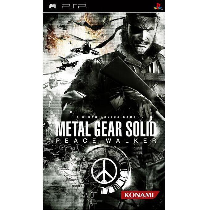Игра за конзола Metal Gear Solid: Peace Walker, за PSP image