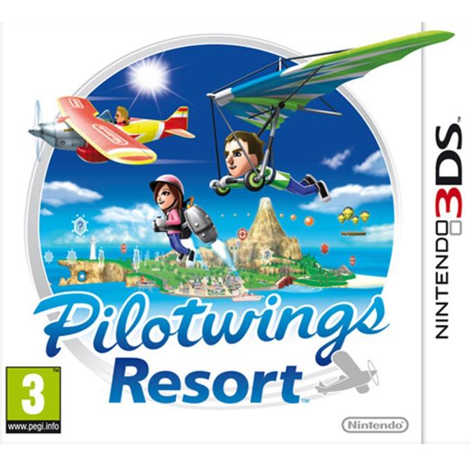 Игра за конзола PilotWings Resort, за 3DS image