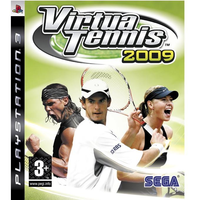 Virtua Tennis 2009, за PS3 image