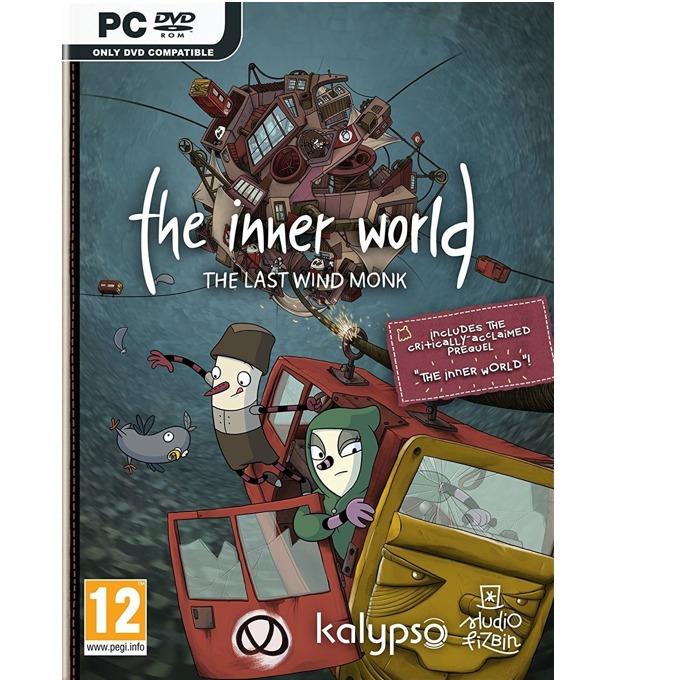 The Inner World: The Last Windmonk, за PC image