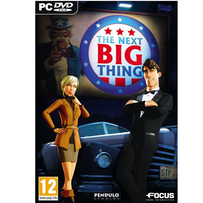 Игра The Next BIG Thing, за PC image