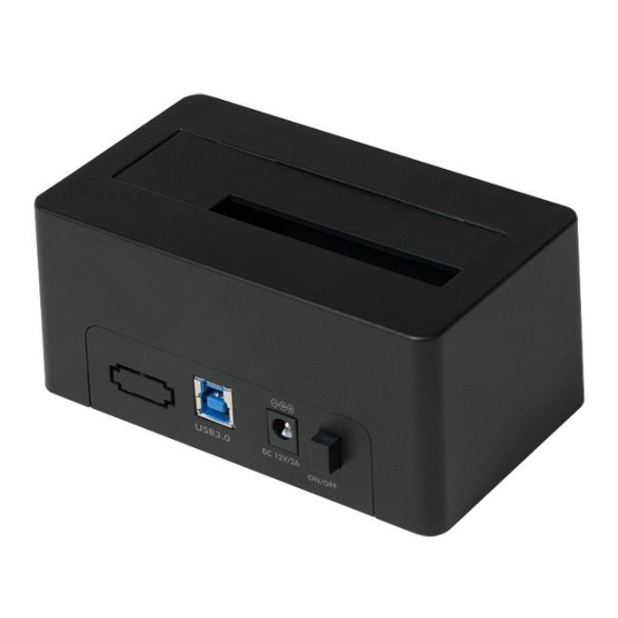 """Докинг Станция за Харддиск LogiLink Quickport QP0026, 2,5"""", 3.5"""", SATA, USB 3.0 image"""
