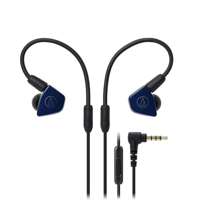 Audio-Technica ATH-LS50iS Navy Blue product