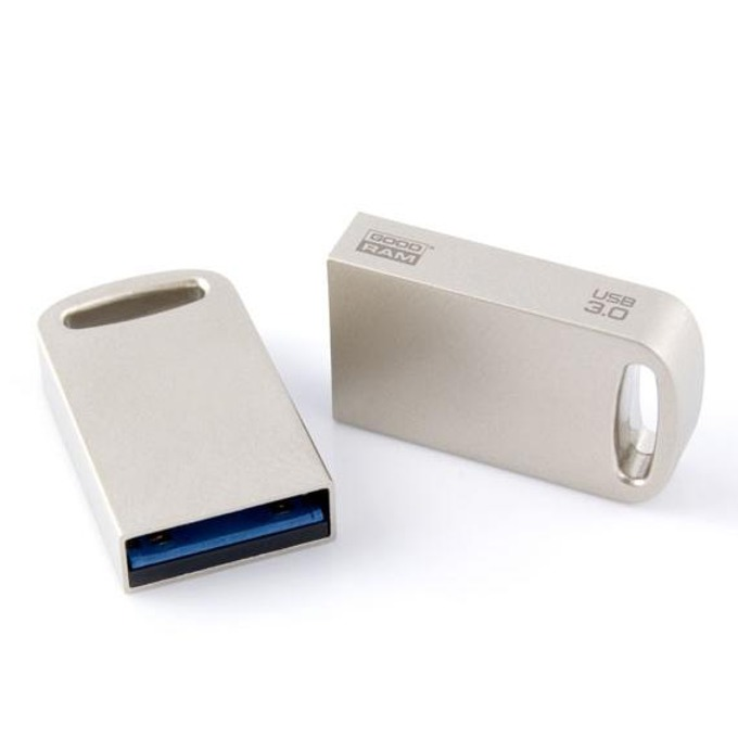 8GB USB Flash Drive, Goodram Point, USB 3.0, сребрист image