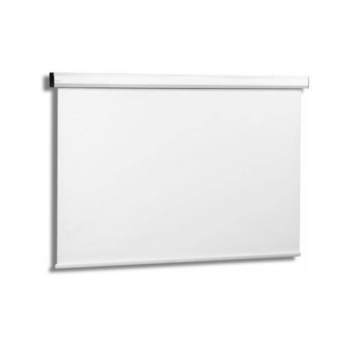 Екран Avers STELLA M 20 MWE, екран за стена/таван, Matt White E, 2000 x 2000mm, 1:1, безрамков, 150° зрителен ъгъл image