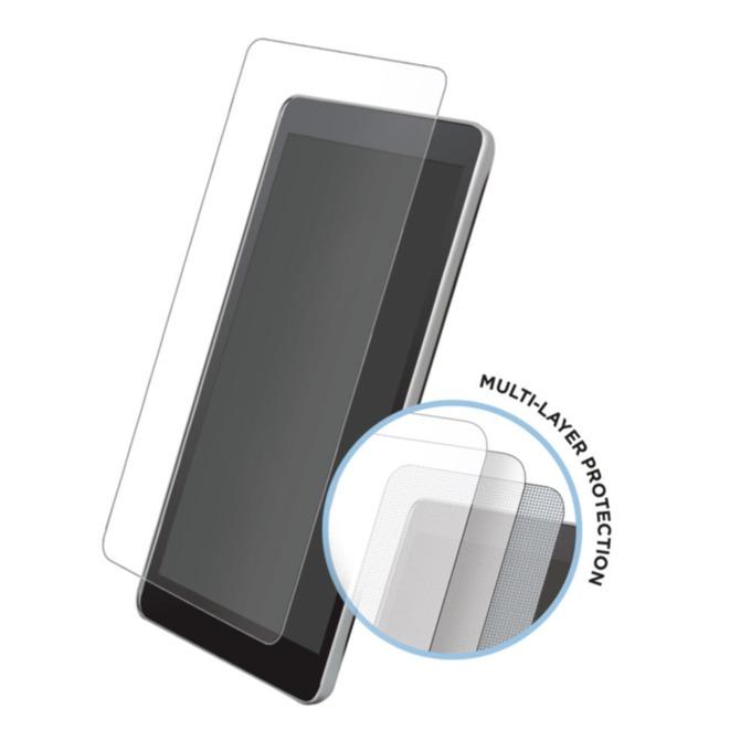 Протектор от закалено стъкло /Tempered Glass/ Eiger Tri Flex High Impact за Xiaomi Mi A2, 0.4mm, два броя image