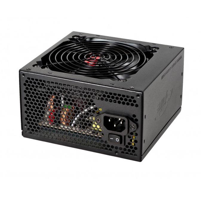 Захранване Spire Pearl 600W, Active PFC, 120мм вентилатор image