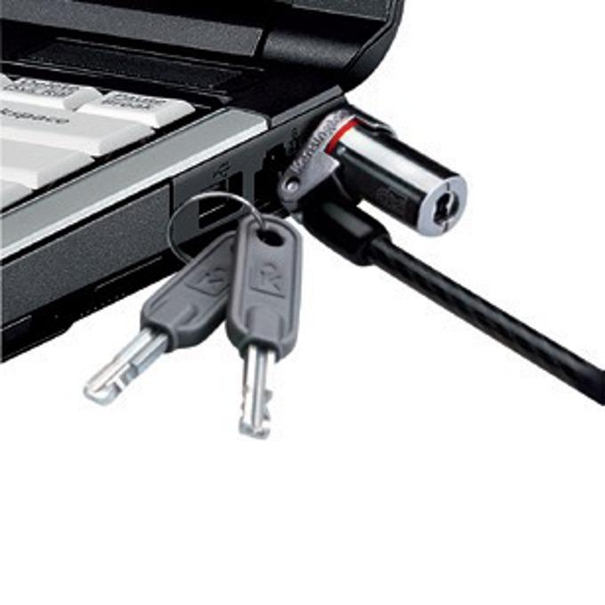 Аксесоар Fujitsu Kensignton Lock MicroSaver DS, ултратънък, заключващо устройство image